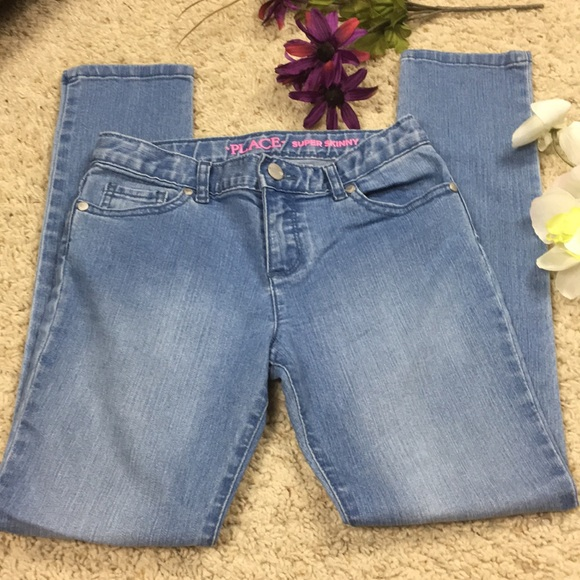 The Children's Place Other - Children's Place Girls Size 10 Super Skinny Jeans